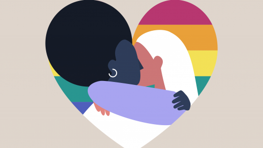 Love is Love. Every non-binary and gender non-conforming person is unique and may experience their gender differently.