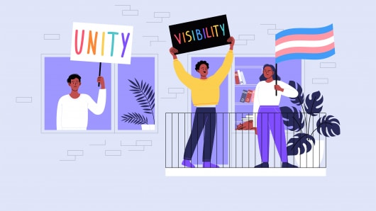 Organizations should include gender identity nondiscrimination policies in the workplace even before the court's order. This involves promoting and protecting all gender identity rights, and acceptance of trans workers.