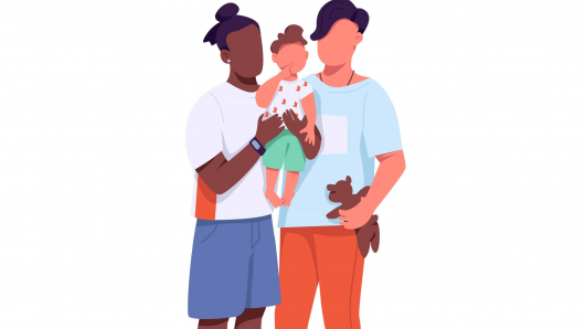 Since laws have changed over the years, more adoption options have become available for